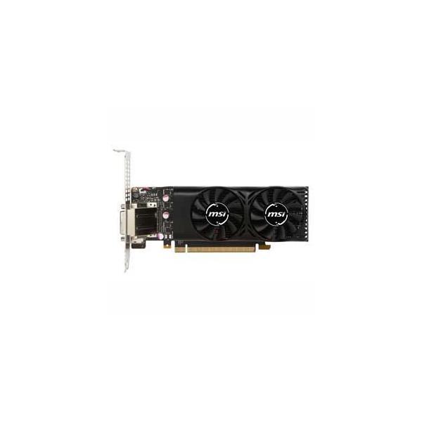 MSI PCI-Express 3.0 x16対応 グラフィックスボードMSI GeForce GTX 1050 Ti 4GT LP GTX 1050 TI 4GT LP 返品種別B joshin 02