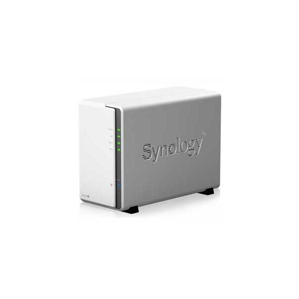 Synology 2ベイオールインワンNASキット DiskStation DS218j DS218J 返品種別A joshin