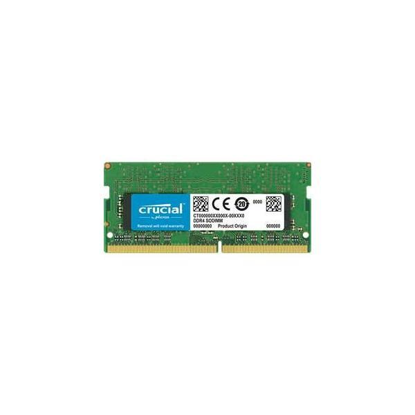 Crucial PC4-21300 (DDR4-2666)260pin DDR4 SODIMM 16GB CT16G4SFD8266 返品種別B