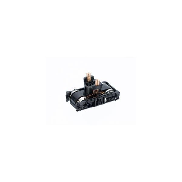 トミックス (N) 0470 DT115B形動力台車(黒台車枠・銀車輪・黒輪心プレート) 返品種別B