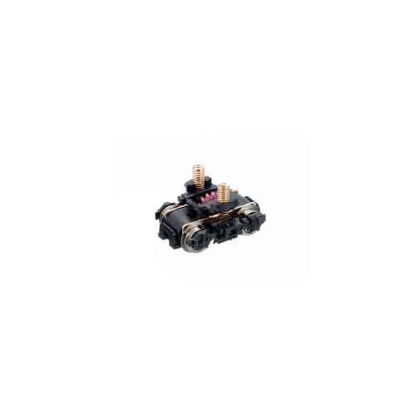 トミックス (N) 0475 FU34KD形動力台車(黒台車枠・黒車輪) 返品種別B