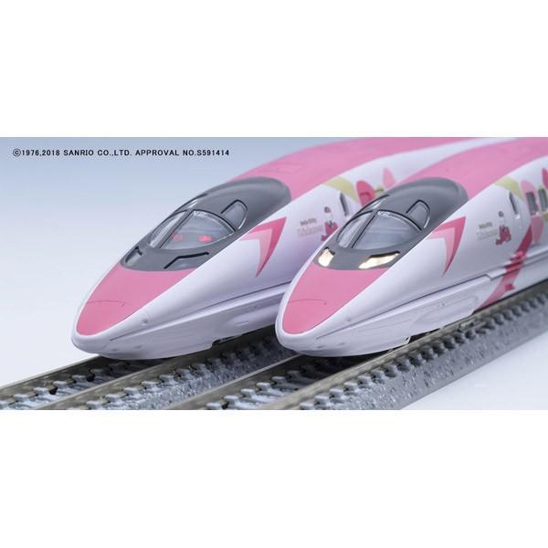 トミーテック JR 500-7000系山陽新幹線(ハローキティ新幹線)...