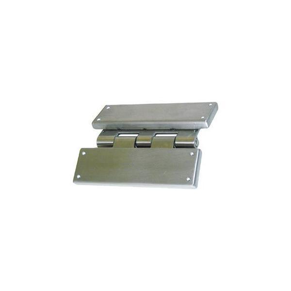 カネテック タンク清掃用プレートマグネット 磁選用品 KPM-BW12 返品種別B