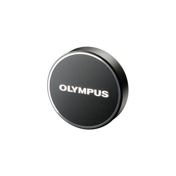 オリンパス 金属レンズキャップ ブラック LC-48BBLK 返品種別A