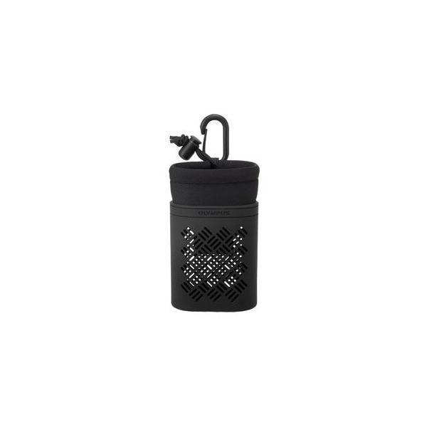 オリンパス ソフトカメラケース「CSCH-121」(ブラック) CSCH-121BLK 返品種別A