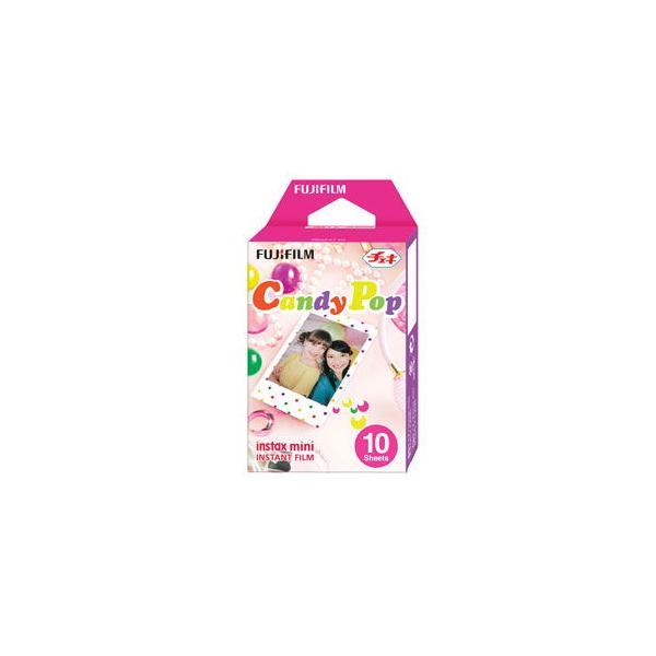 富士フイルム インスタントカラーフィルム instax mini「キャンディーポップ」 MINI CANDYPOP WW1 返品種別A