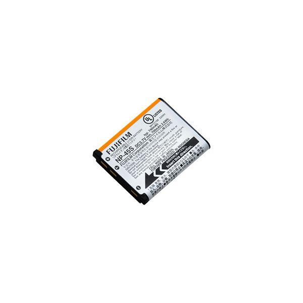 富士フイルム 充電式バッテリー「NP-45S」 NP-45S 返品種別A