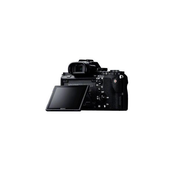 ソニー フルサイズミラーレス一眼カメラ「α7II」ボディ ILCE-7M2 返品種別A