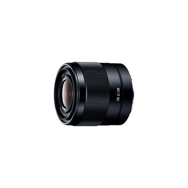ソニー FE 28mm F2 ※FEマウント用レンズ(フルサイズミラーレス対応) SEL28F20 返品種別A
