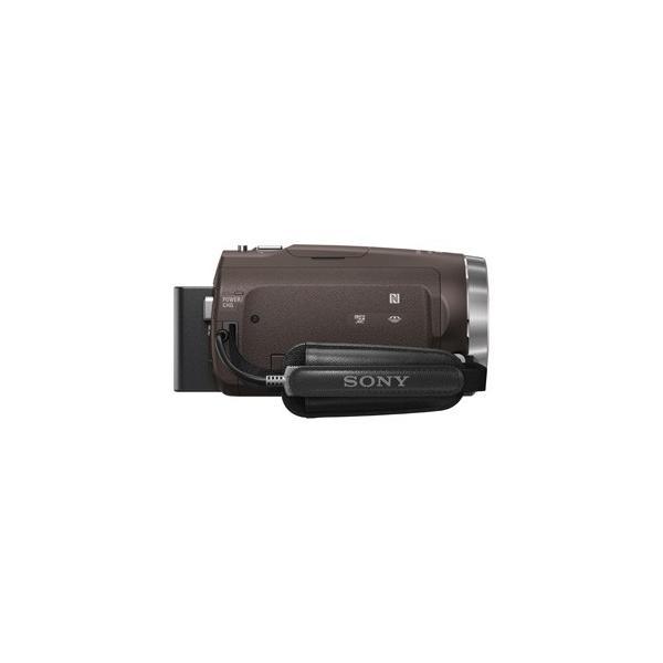 ソニー デジタルHDビデオカメラ「HDR-CX680」(ブロンズブラウン) ハンディカム HDR-CX680 TI 返品種別A|joshin|04