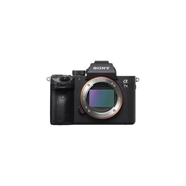 ソニー フルサイズミラーレス一眼カメラ「α7III」ボディ SONY ILCE-7M3 返品種別A