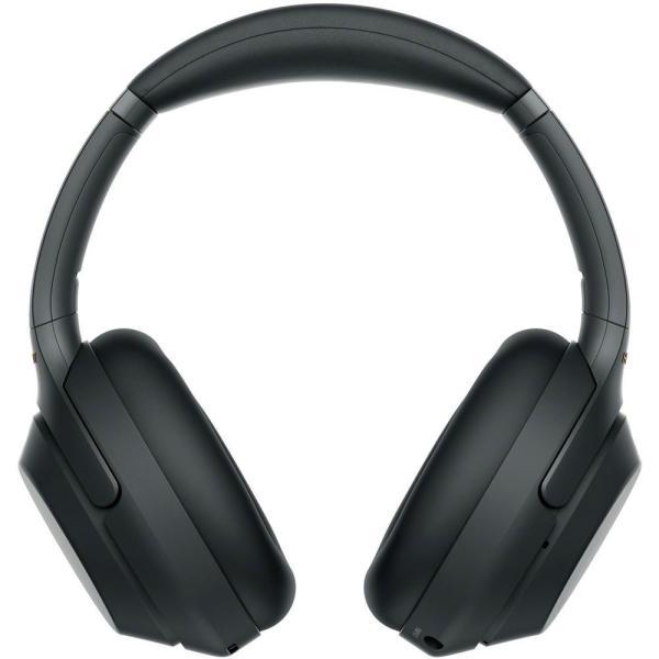 ソニー ノイズキャンセリング機能搭載Bluetooth対応ダイナミック密閉型ヘッドホン(ブラック) SONY 1000Xシリーズ WH-1000XM3B 返品種別A|joshin