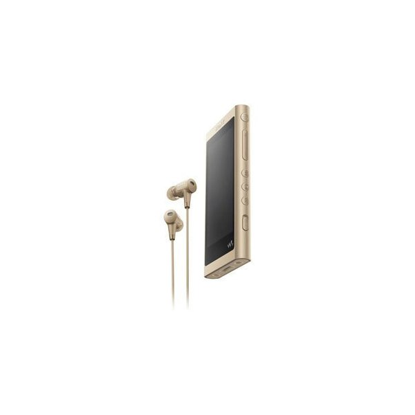 ソニー メモリープレーヤー NW-A55HN N ペールゴールド 容量:16GBの画像