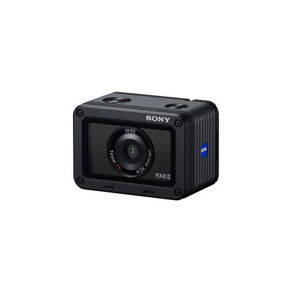 ソニー デジタルカメラ「Cyber-shot DSC-RX0 II」 SONY サイバーショット DSC-RX0M2 返品種別A joshin