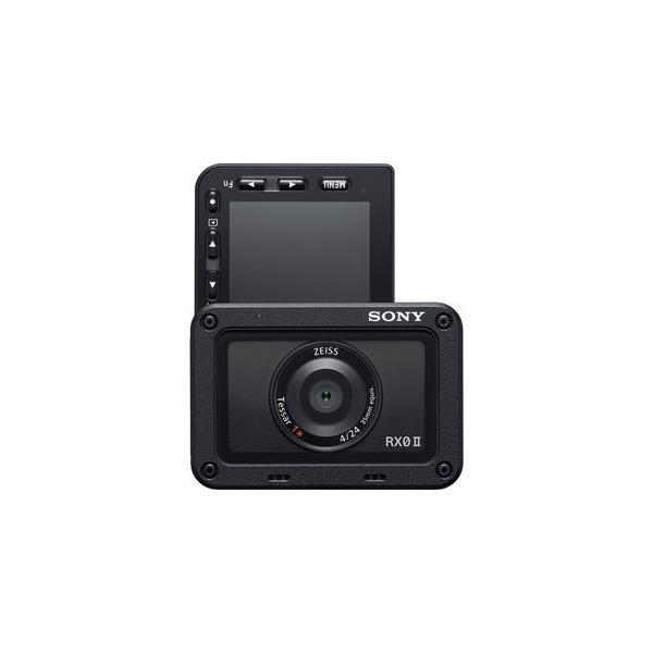 ソニー デジタルカメラ「Cyber-shot DSC-RX0 II」 SONY サイバーショット DSC-RX0M2 返品種別A joshin 04