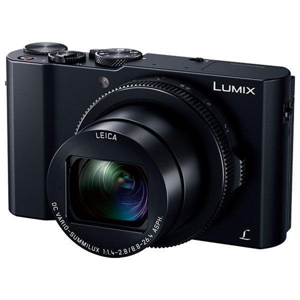 パナソニック デジタルカメラ「Lumix LX9」 DMC-LX9-K 返品種別A