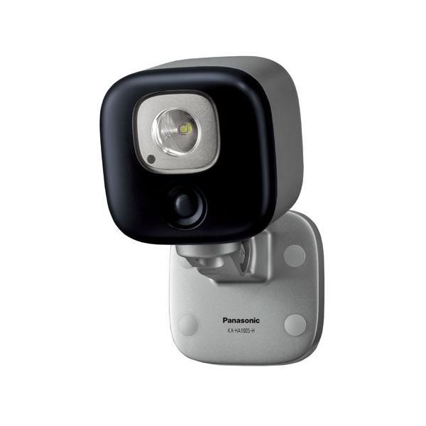 パナソニック LEDセンサーライト Panasonic スマ@ホームシステム ホームネットワークシステム KX-HA100S-H 返品種別A|joshin