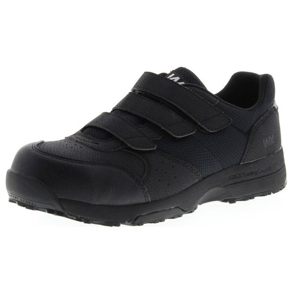 テクシーワークス 作業靴 テクシーワークス0002 ブラック 26.0cm アシックス商事 WX-0002.008-26.0 返品種別B
