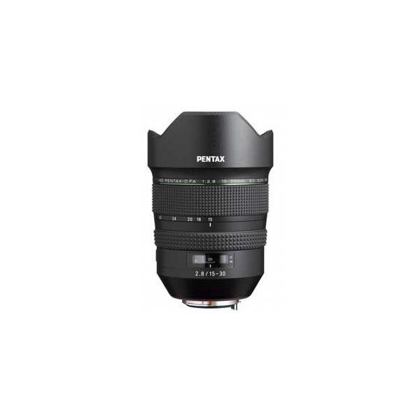 ペンタックス HD PENTAX-D FA 15-30mmF2.8ED SDM WR ※Kマウント用レンズ(フルサイズ対応) HDDFA15-30MM 返品種別A