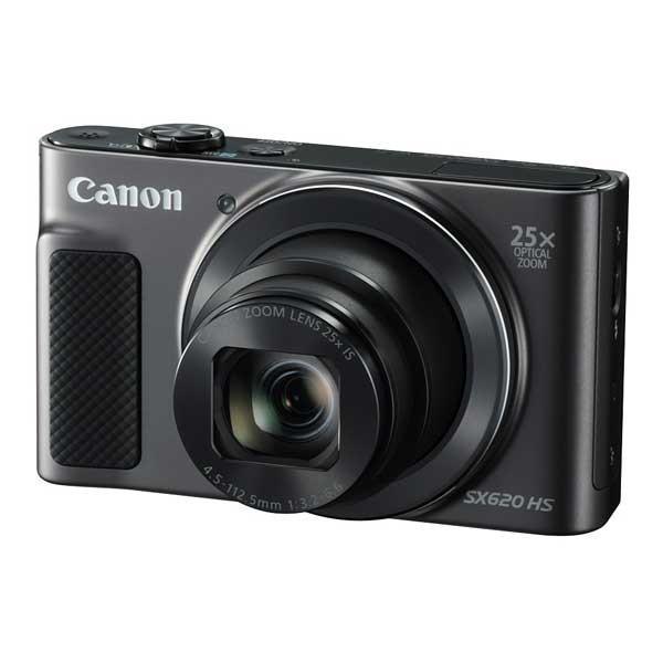 キヤノン デジタルカメラ「PowerShot SX620 HS」(ブラック) PSSX620HS(BK) 返品種別A