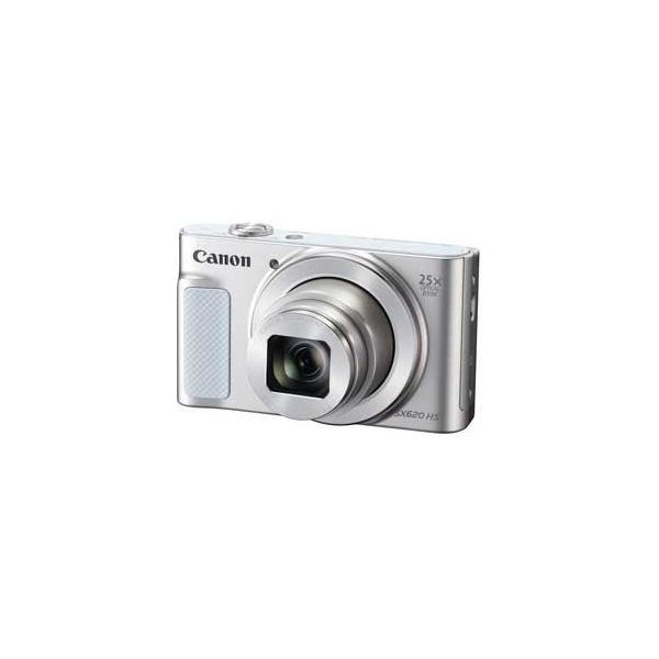 キヤノン デジタルカメラ「PowerShot SX620 HS」(ホワイト) PSSX620HS(WH) 返品種別A
