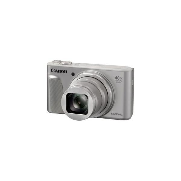 キヤノン デジタルカメラ「PowerShot SX730 HS」(シルバー) PSSX730HS(SL) 返品種別A