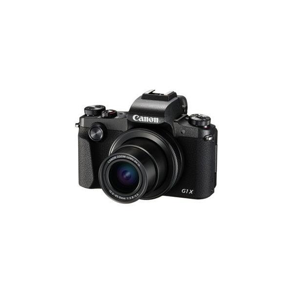 キヤノン デジタルカメラ「PowerShot G1 X Mark III」 PSG1X MARK3 返品種別A