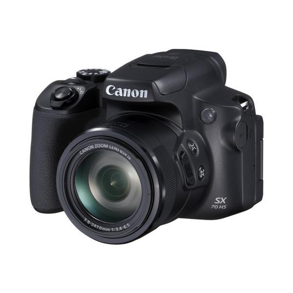 キヤノン デジタルカメラ「PowerShot SX70 HS」 PSSX70HS 返品種別A