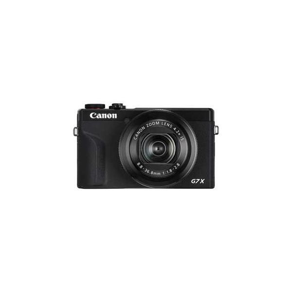 キヤノン デジタルカメラ「PowerShot G7 X Mark III」(ブラック) PSG7X MARKIII(BK) 返品種別A