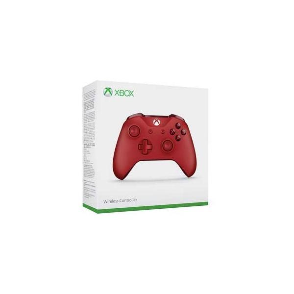 Xbox ワイヤレス コントローラー WL3-00029 [レッド]の画像