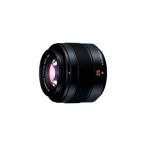 パナソニック LEICA DG SUMMILUX 25mm/ F1.4 II ASPH. ※マイクロフォーサーズ用レンズ H-XA025 返品種別A
