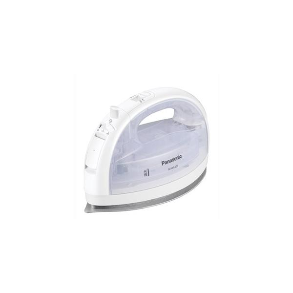 パナソニック コードレススチームアイロン(ホワイト) Panasonic カルル NI-WL405-W 返品種別A