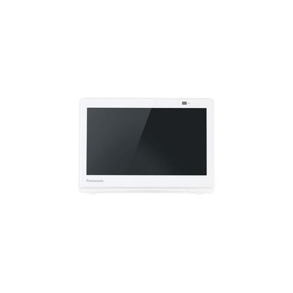 パナソニック10型ポータブル液晶テレビ(ホワイト)(別売USBHDD録画対応)PanasonicプライベートビエラUN-10CE