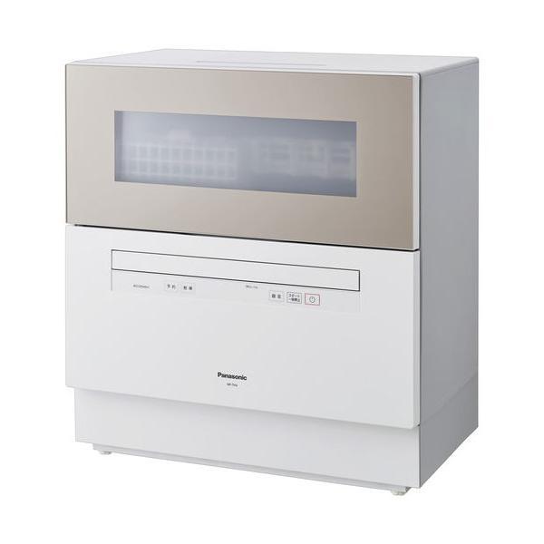 パナソニック 食器洗い乾燥機(サンディベージュ) (食洗機)(食器洗い機) Panasonic NP-TH4-C 返品種別A