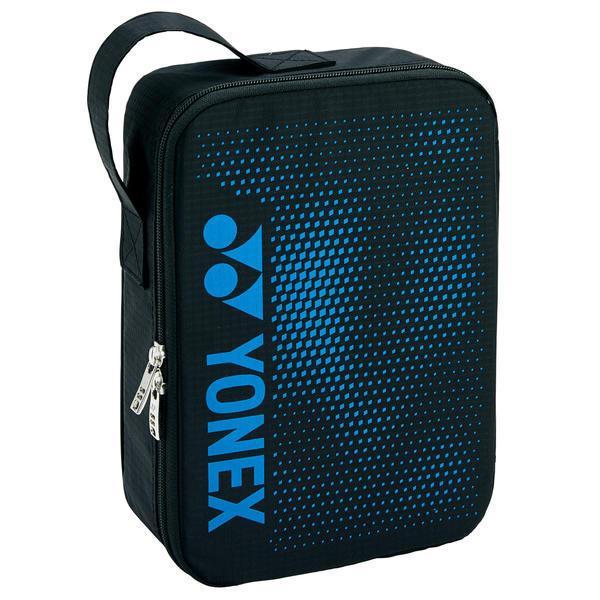 ヨネックス ランドリーポーチ M(ブラック/ ブルー) YONEX SUPPORT series YO-BAG2096M188 返品種別A