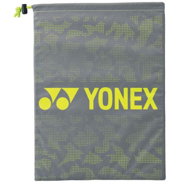 ヨネックス シューズケース(グレー) YONEX SUPPORT series YO-BAG2193-010 返品種別A