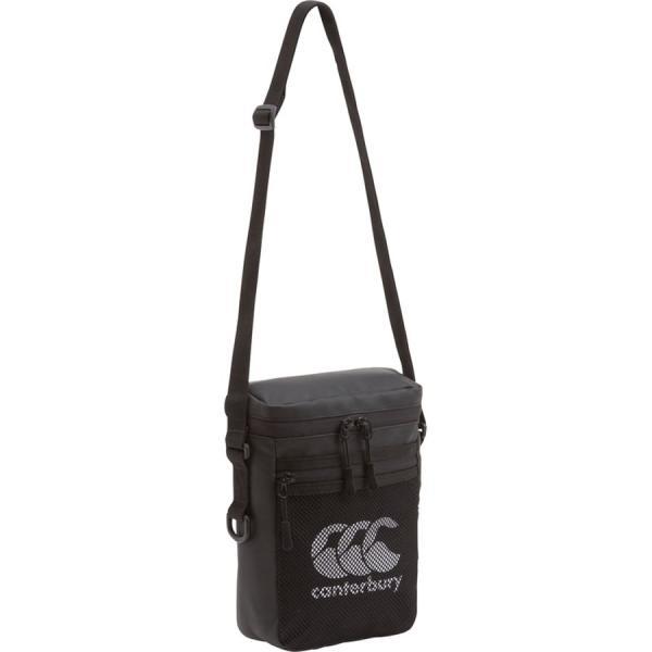 カンタベリー ミニ ショルダーバッグ(ブラック・容量:2.8L) CANTERBURY MINI SHOULDER BAG CCC-AB0016219 返品種別A