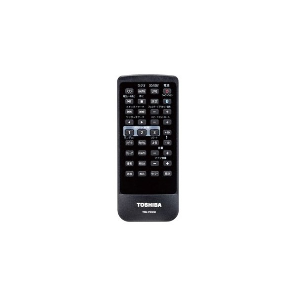 東芝 Bluetooth機能搭載SD/ USB対応CDラジオ(ガンメタリック) TOSHIBA TY-CWX90-KM 返品種別A