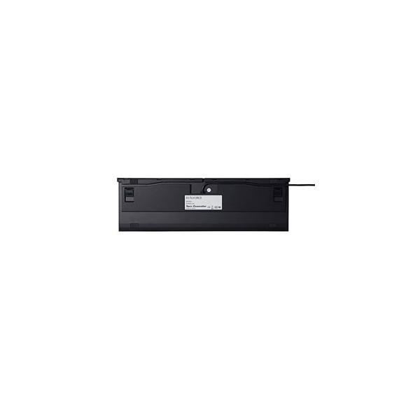 東プレ RealForce R2 リアルフォース 日本語108配列 静電容量無接点方式 かな表記なし(ブラック) R2-JP4-BK 返品種別A|joshin|04