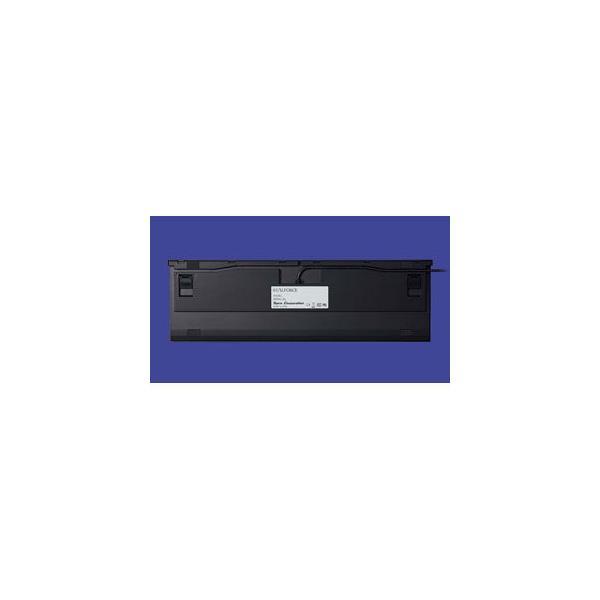 東プレ REALFORCE SA R2 リアルフォース 日本語112キー 静電容量無接点方式 静音/ APC機能付き かな表記なし(ブラック) R2SA-JP3-BK 返品種別A|joshin|04