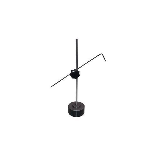 大西測定 トースカン(サーフェイスゲージ)丸台 ケガキ針 164-200R 返品種別B