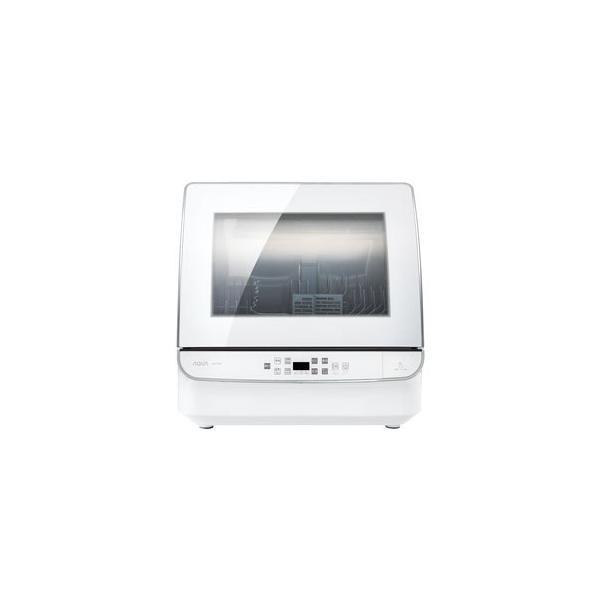 アクア 食器洗い機(ホワイト) (食洗機)(送風乾燥機能付き) AQUA ADW-GM1-W 返品種別A