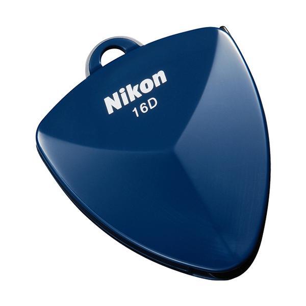 ニコン ニューポケットタイプルーペ 16D(倍率:4倍)(ミッドナイトブルー) N16DMB 返品種別A