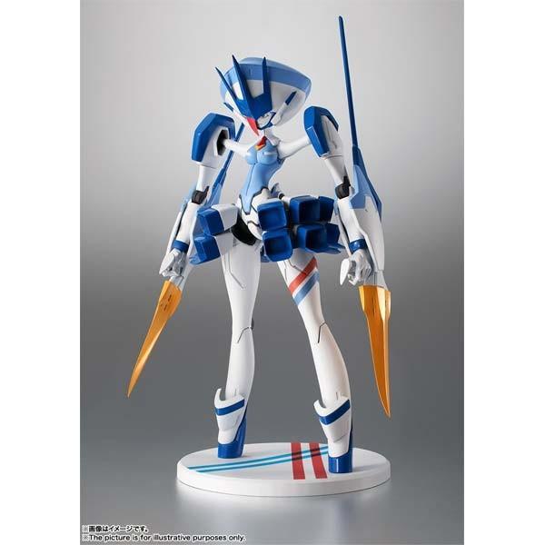 バンダイ ROBOT魂 SIDE FRANXX デルフィニウム(ダーリン・イン・ザ・フランキス)フィギュア 返品種別B joshin