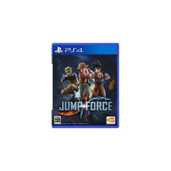 バンダイナムコエンターテインメント (PS4)JUMP FORCE 返品種別B joshin