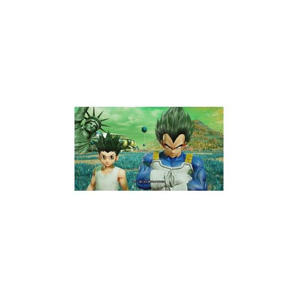 バンダイナムコエンターテインメント (PS4)JUMP FORCE 返品種別B joshin 02