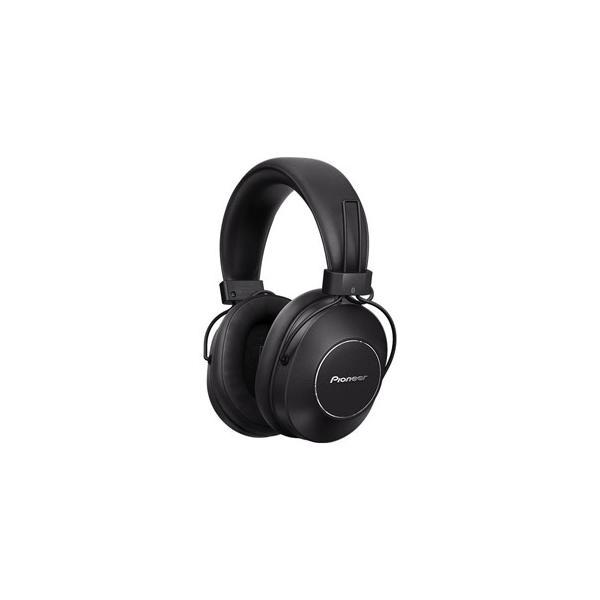 パイオニア ハイレゾ対応ダイナミック密閉型Bluetoothヘッドホン(ブラック) PIONEER SE-MS9BN(B) 返品種別A|joshin