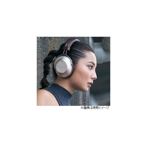 パイオニア ハイレゾ対応ダイナミック密閉型Bluetoothヘッドホン(ゴールド) PIONEER SE-MS9BN(G) 返品種別A|joshin|02