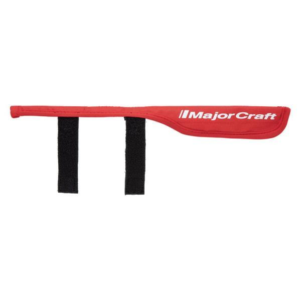 メジャークラフト ティップカバー 30cm(レッド) MajorCraft ロッドティップカバー TIPCOVER21-RD 返品種別A