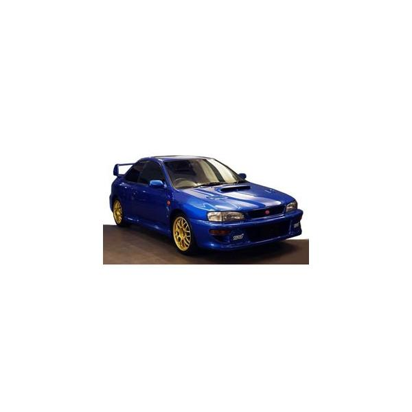 ignitionモデル 1/ 18 SUBARU Impreza 22B-STi Version (GC8改) Blue(IG1634)ミニカー 返品種別B